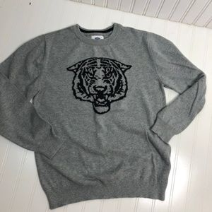 Old Navy Cougar Tiger Sweater Boy's